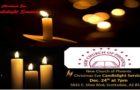 Christmas Eve Candlelight Service 7pm