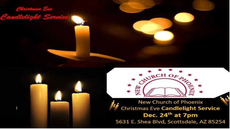 Candlelight Service- Christmas Eve 2019