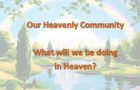 Our Heavenly Community
